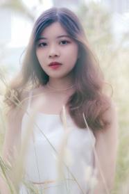 小清新日系風美女寫真圖片