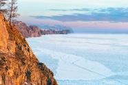 海岸巖石大海圖片