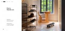 家具廚具產品展示酷站欣賞