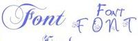 65款非主流設計英文字體