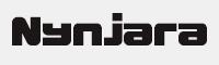 Nynjara-Regular字體