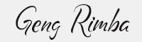 geng-rimba字體