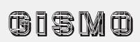 Gismo-Regular字體