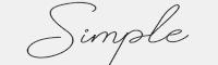 SimpleScript字體