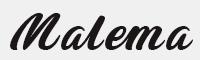 malema字體