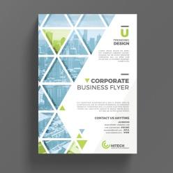 企業形象畫冊封面設計