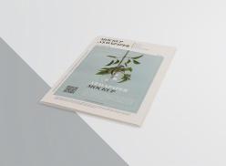 雜志樣機模板設計PSD